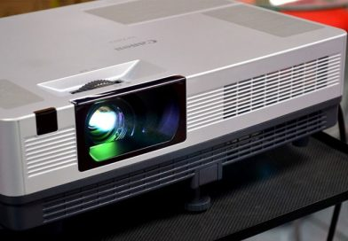 A Powerful Home Theater Projector