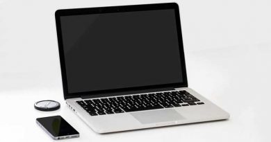 MacBook Air With USB-C